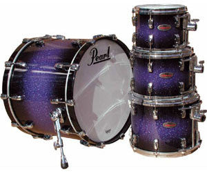 PEARL Reference Rf924xp/c Viola blu sparkle - La Pietra Music Planet