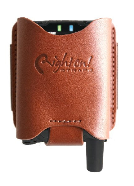 RIGHTON STRAPS Wireless Pocket Holder Brown