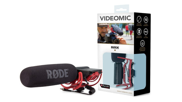 RODE Video Mic Go - La Pietra Music Planet - 1