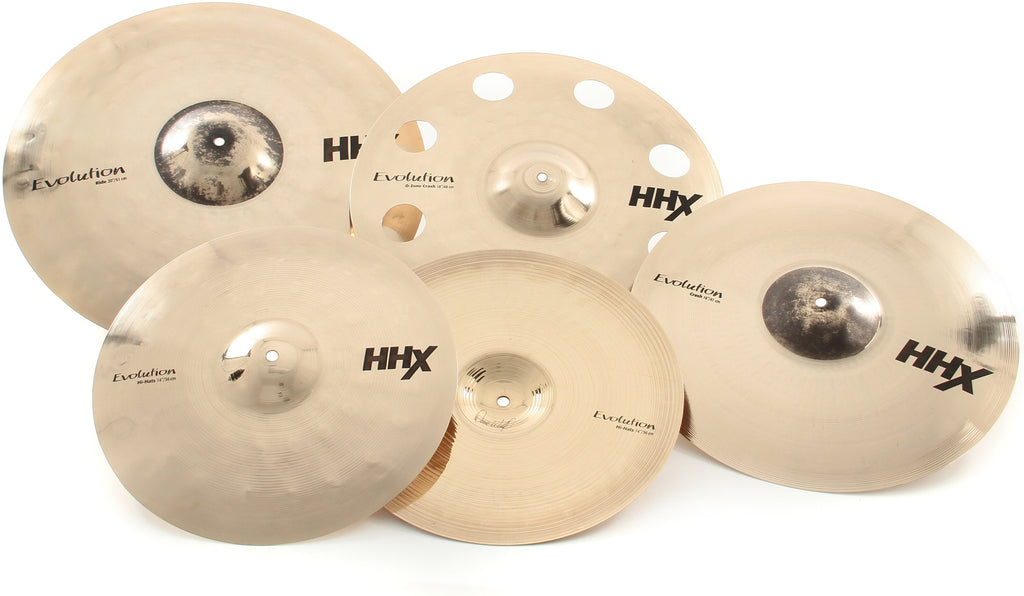 SABIAN HHX Evolution Promotion Set Dave Weckl - La Pietra Music Planet