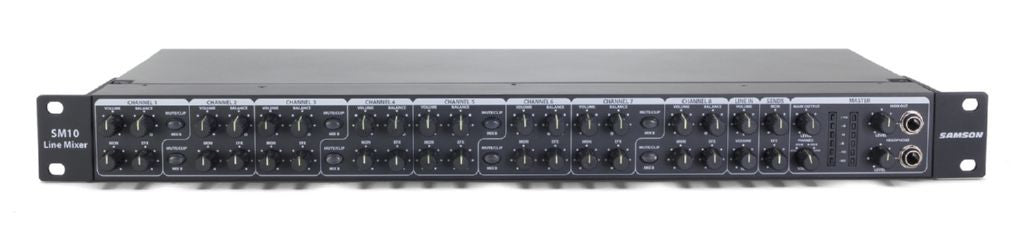 SAMSON Sm10 Mixer Rack - La Pietra Music Planet - 1