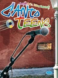 SARA PICK Canto Teens Metodo Con Cd - La Pietra Music Planet