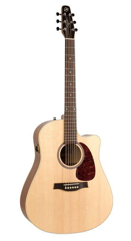 SEAGULL Enturage Natural Spruce Cw Qi - La Pietra Music Planet - 1