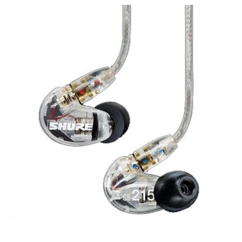 SHURE Se215cle Clear Auricolare in Ear - La Pietra Music Planet