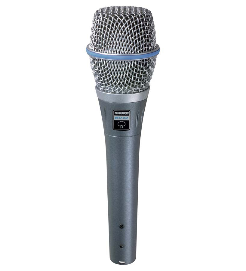 SHURE Beta87a - La Pietra Music Planet