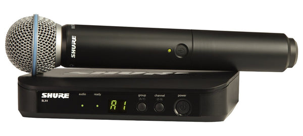 SHURE Blx24e Beta58 - La Pietra Music Planet