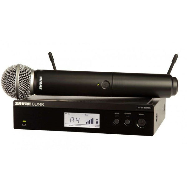 SHURE BLX24RE SM58 - La Pietra Music Planet