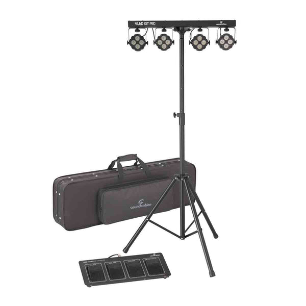 SOUNDSATION 4LED KIT PRO