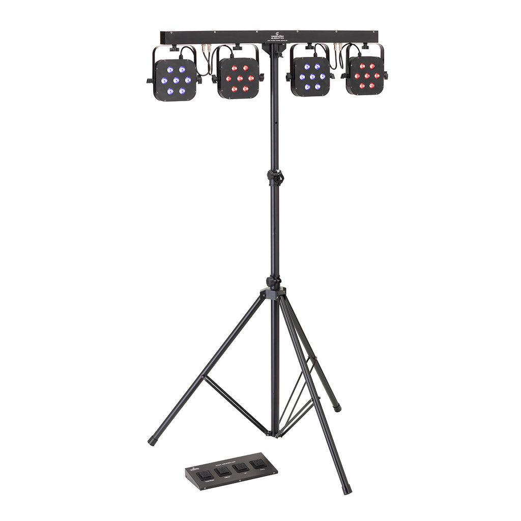 SOUNDSATION 4LED KIT DJ