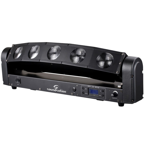 SOUNDSATION Barra Led Beam Motorizzata - La Pietra Music Planet - 1