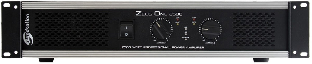 SOUNDSATION Zeus 2500 MkII - La Pietra Music Planet - 1