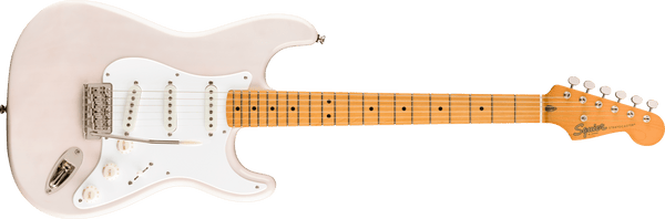 SQUIER Classic Vibe '50s Stratocaster® Maple Fingerboard White Blonde