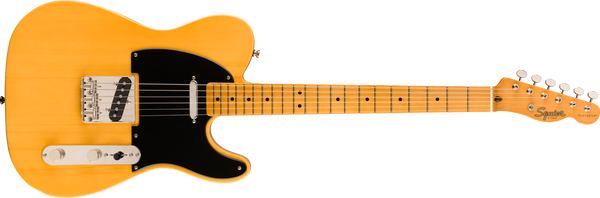 SQUIER Classic Vibe '50s Telecaster® Maple Fingerboard Butterscotch Blonde