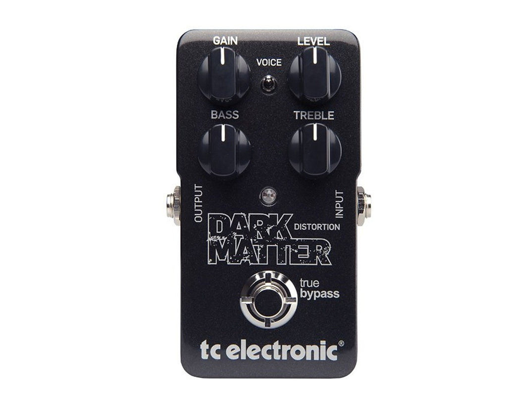 TC ELECTRONIC Dark Matter Distortion - La Pietra Music Planet