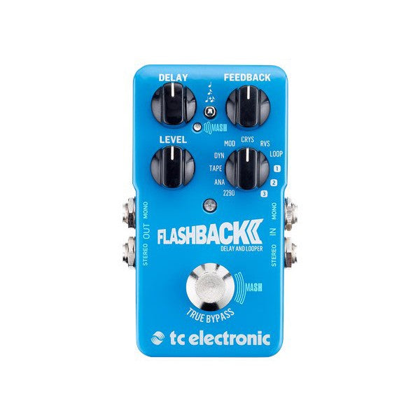 TC ELECTRONIC FlashBack 2 Delay & Looper -