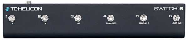 TC HELICON Switch 6