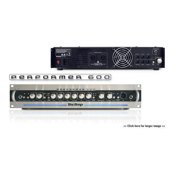 TECAMP Performer 600 Head - La Pietra Music Planet
