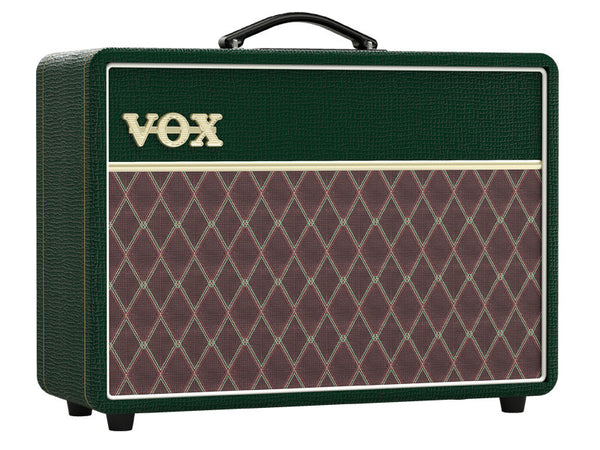 VOX AC10C1 BRG2 GREEN LTD