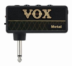 VOX AmPlug Ap-Mt Metal - La Pietra Music Planet