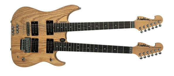 WASHBURN N8 Nuno Bettencourt SOLD! - La Pietra Music Planet