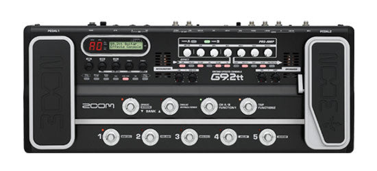 ZOOM G9.2TT - La Pietra Music Planet