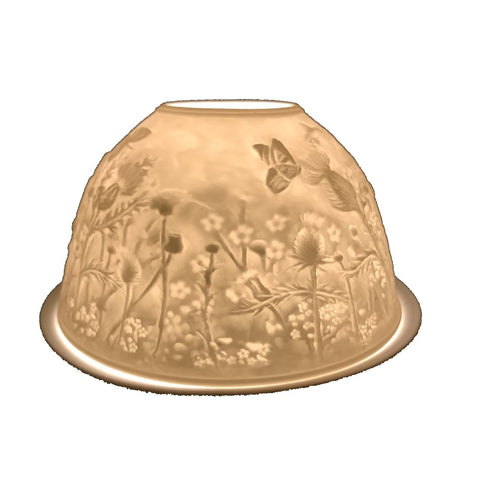 Porcelain Dome Design 415 - Meadow