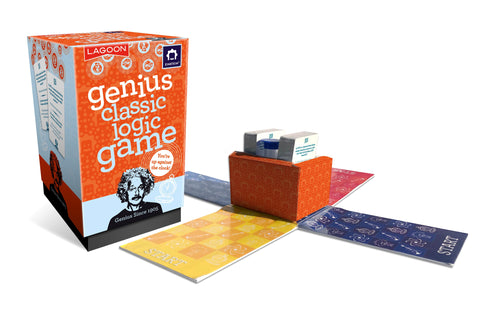 Einstein Genius Logic Game