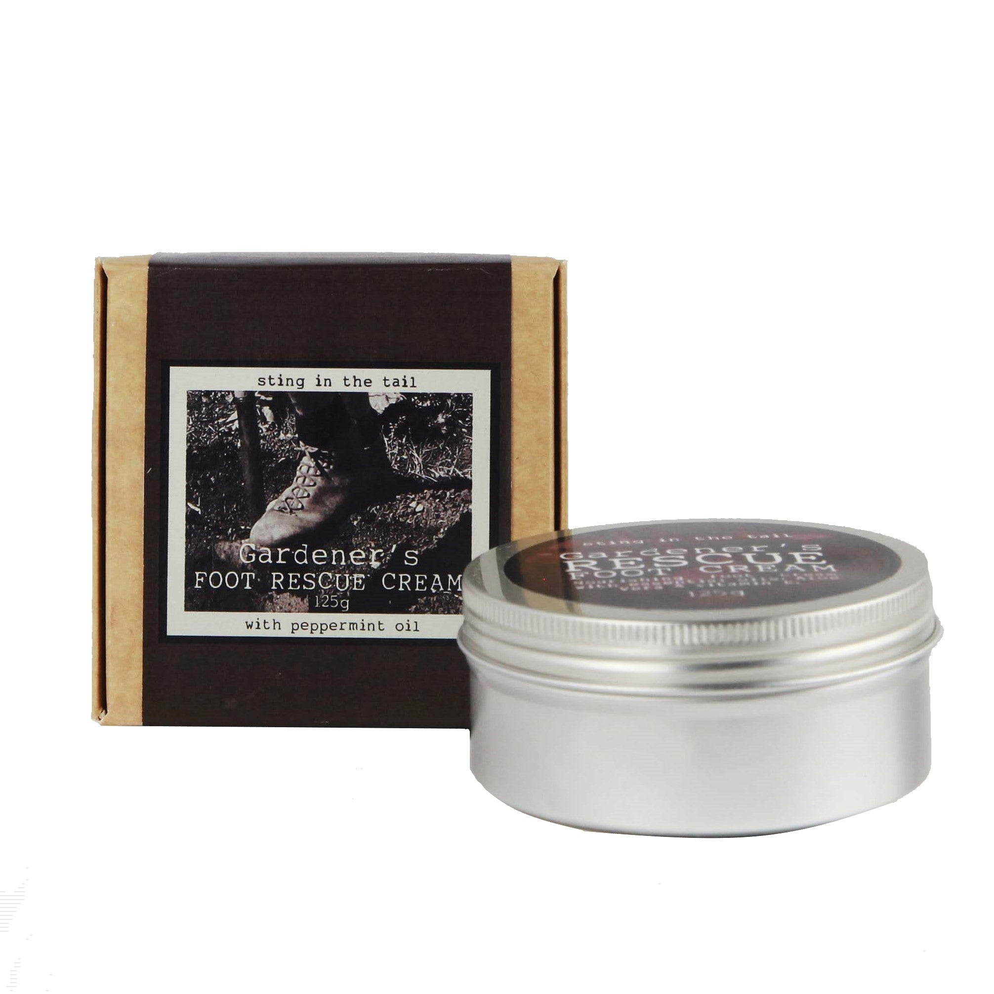 Gardener's Foot Rescue Cream
