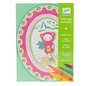 Paper Lace Decoupage Kit