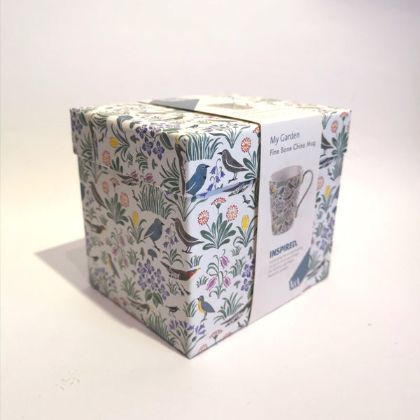 V&A My Garden Boxed Mug