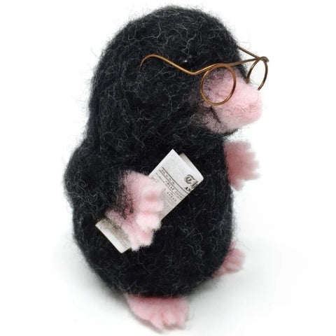 Mr Mole Needle Felting Kit
