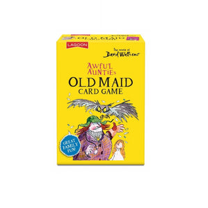 David Walliams Old Maid Card Game