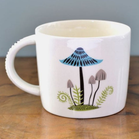 Mug With Toadstool Design