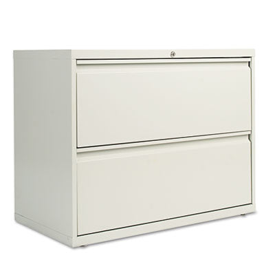 2 Drawer Lateral File | Light Gray