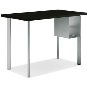 "Fixed Height | 48""X24"" Table Desk with U-Storage"