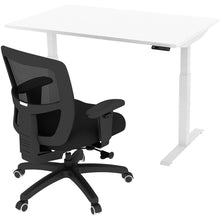 Load image into Gallery viewer, Sit-Stand Desk & Ergonomic Chair | Distance Learning Package