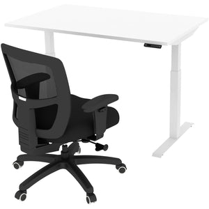 Sit-Stand Desk & Ergonomic Chair | Distance Learning Package
