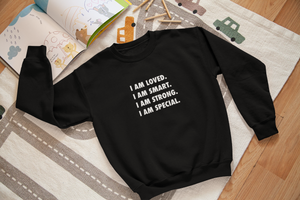 I AM YOUTH SWEATSHIRT