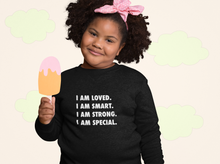 Load image into Gallery viewer, I AM YOUTH SWEATSHIRT