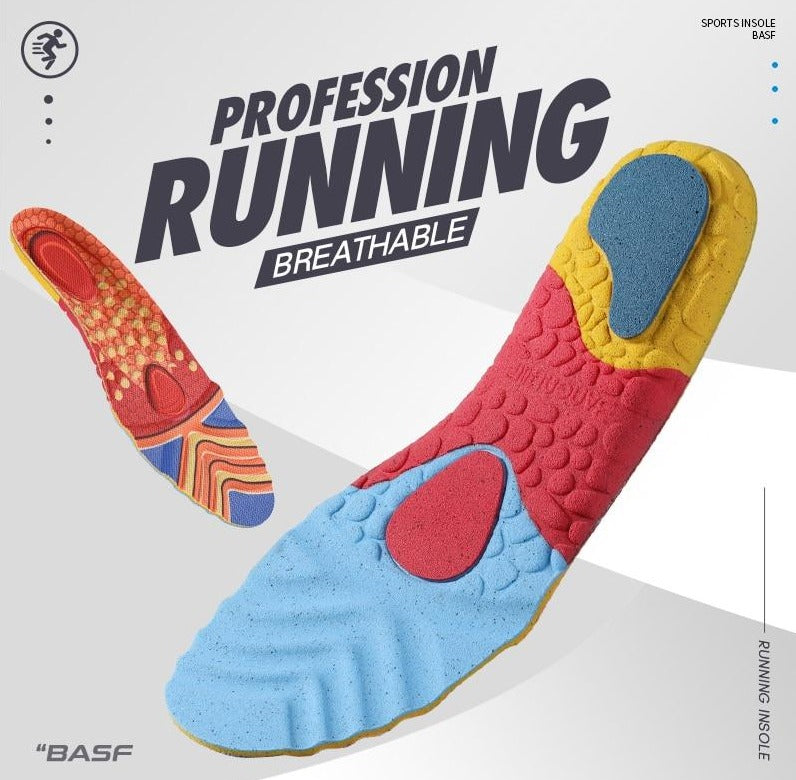 Running+ Orthopedic Insoles - 2 Pairs (Buy 1 Get 1 50% Off Special)