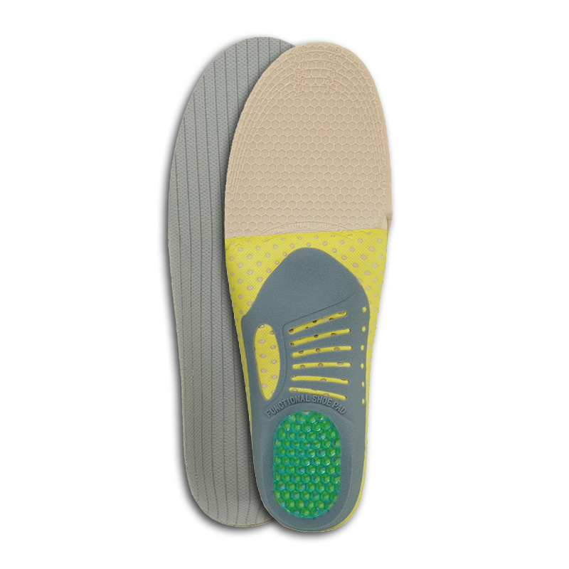 BR HComb+ Orthopedic Insoles