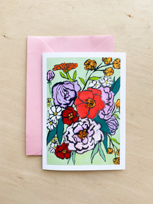 The Cluster Collection Greeting Card Set