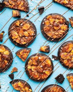 Almond Sea Salt Caramel