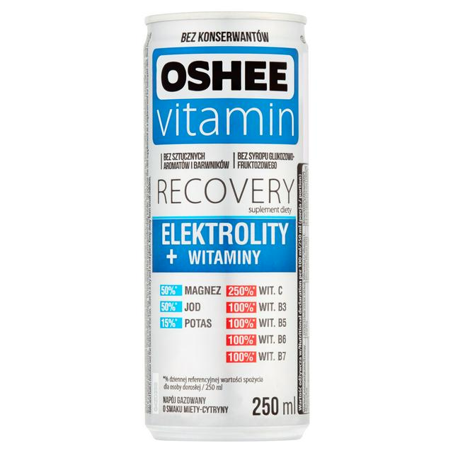 OSHEE RECOVERY 250ML