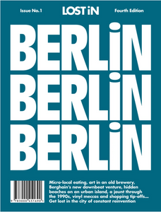 LOST IN CITY GUIDES | BERLIN