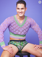 Load image into Gallery viewer, SEBASTIEN STRIPE SWEATER
