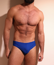 Load image into Gallery viewer, RIBBED CLASSIC CUT SWIM BRIEF