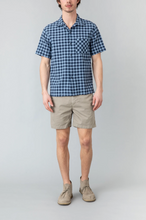 Load image into Gallery viewer, GINGHAM VACATION SHIRT