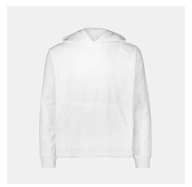 CLASSIC TERRY TOWEL HOODED SWEATSHIRT
