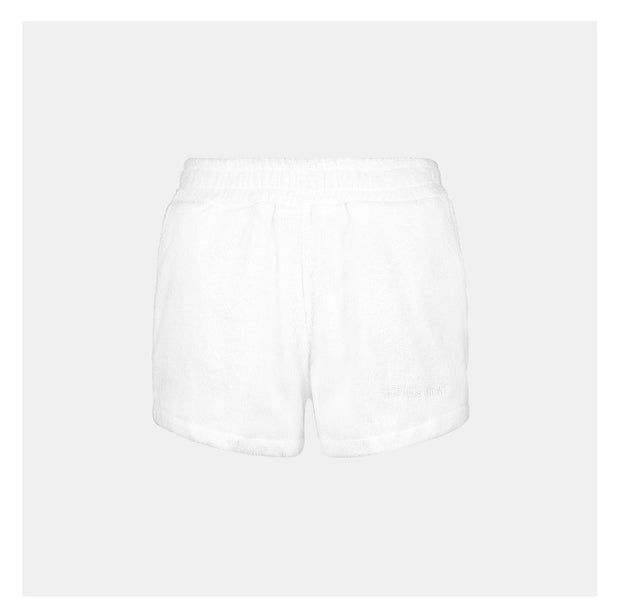 WOMENS TERRY POOL SHORT
